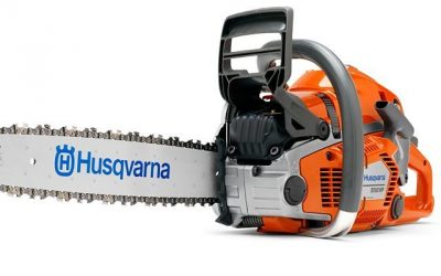 Featured image of article: Chainsaw 560 XP