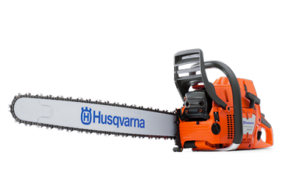 Featured image of article: Husqvarna 390 XP