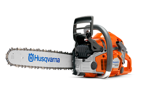 Featured image of article: Husqvarna 550 XP