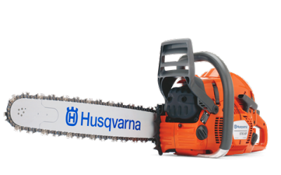 Featured image of article: Husqvarna 576 XP
