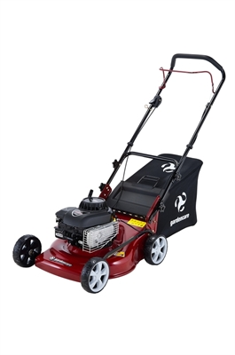 Featured image of article: Gardencare Pushmower LM46P