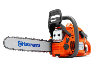 Featured image of article: Husqvarna 450
