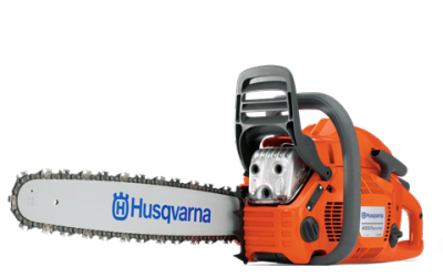 Featured image of article: Husqvarna 455 Rancher