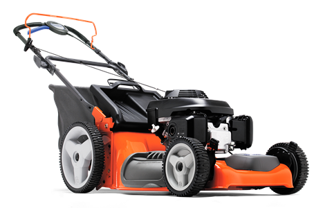 Featured image of article: Husqvarna LC 153V