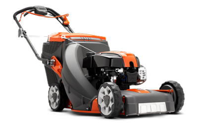 Featured image of article: Husqvarna LC 353VB
