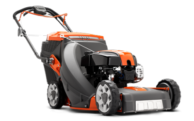 Featured image of article: Husqvarna LC 353VE