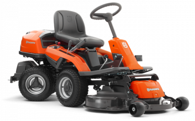 Featured image of article: Husqvarna R 214 TC