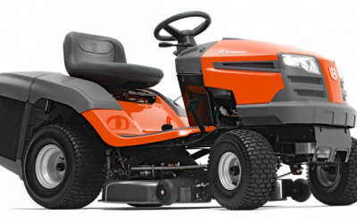 Featured image of article: Husqvarna TC 138