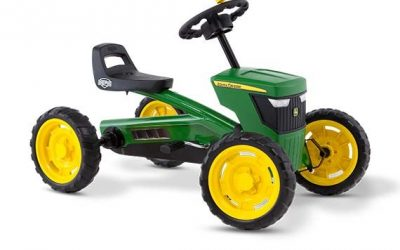 Featured image of article: Berg Buzzy John Deere